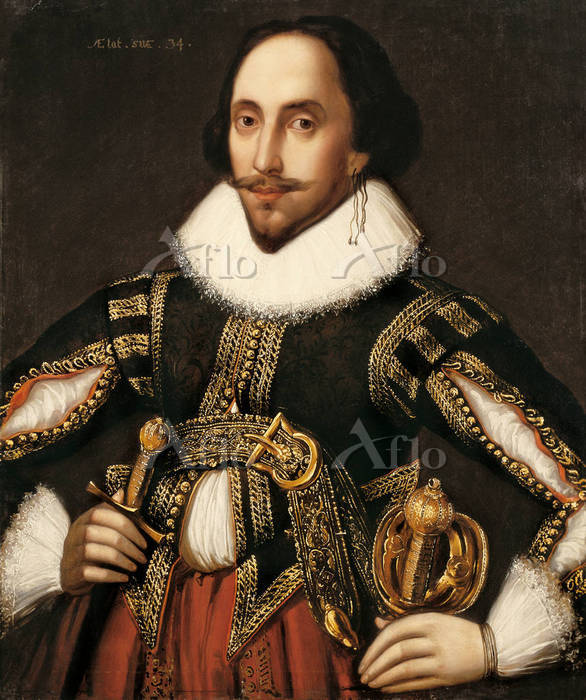 シェイクスピアの肖像