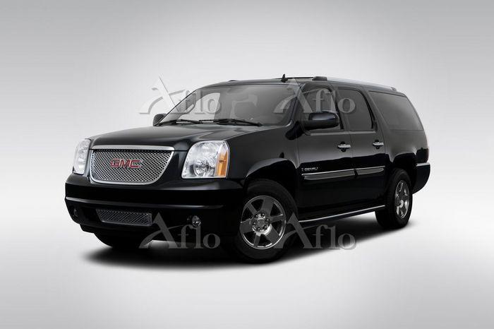 2008 GMC Yukon XL Denali in Bl・・・