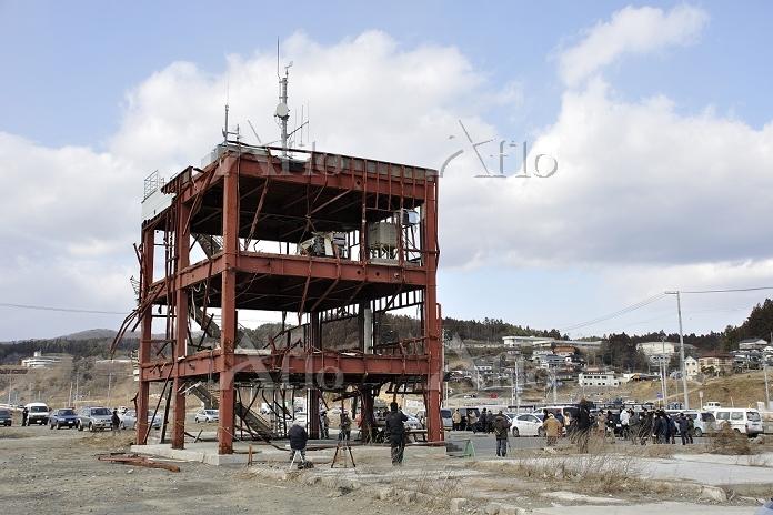 宮城県 2013.3.11防災対策庁舎