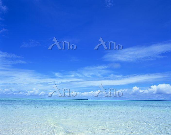 ミクロネシア・チューク州 キミシマ環礁