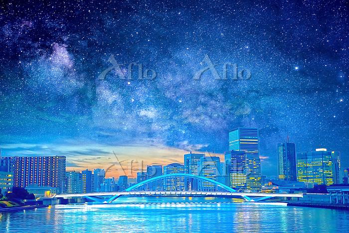 東京都 築地大橋