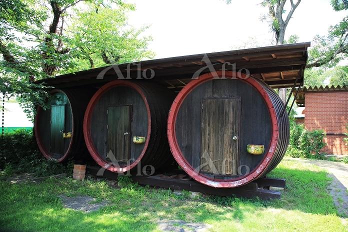 茨城県 シャトーカミヤ 日本最初のワイン醸造場