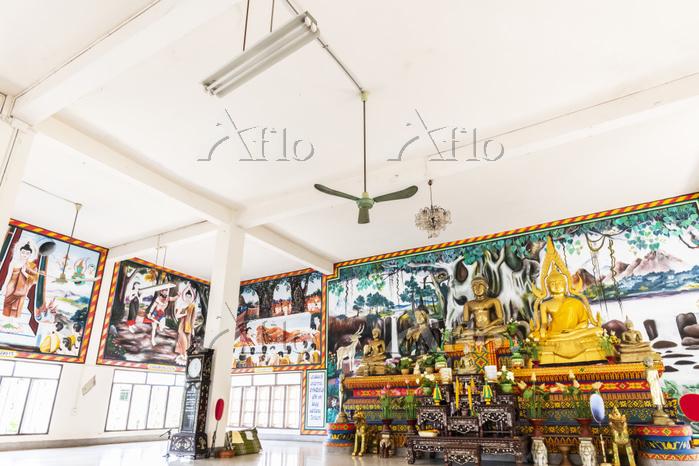 タイ イサーン ワット・サ・ケオ
