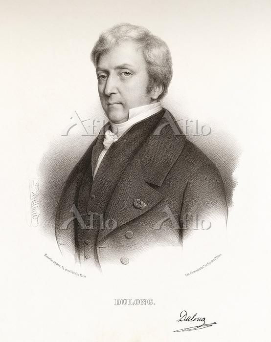 Pierre Louis Dulong (1785-1838・・・