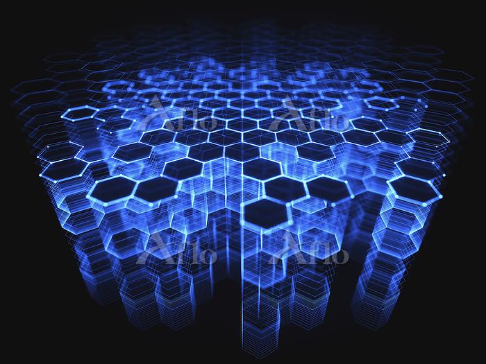 Network, conceptual computer i・・・
