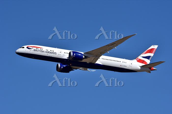 英国航空 BRITISH AIRWAYS ボーイング787-・・・