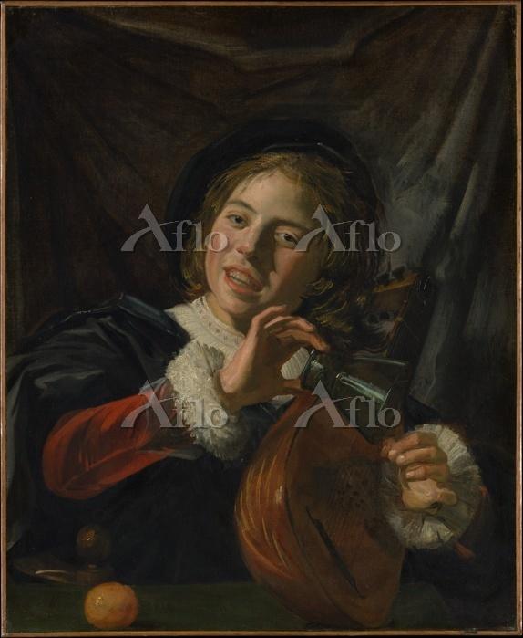 Hals, Frans 1582-1666.  Boy wi・・・