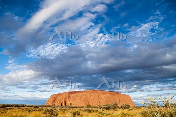 オーストラリア ウルルカタジュン国立公園