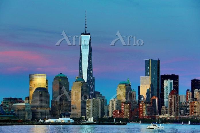 New York City , Manhattan , Do・・・