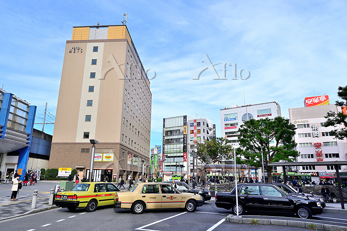JR赤羽駅東口