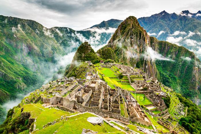 Machu Picchu, Peru - Ruins of ・・・