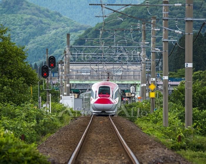 秋田県 秋田新幹線 E6系