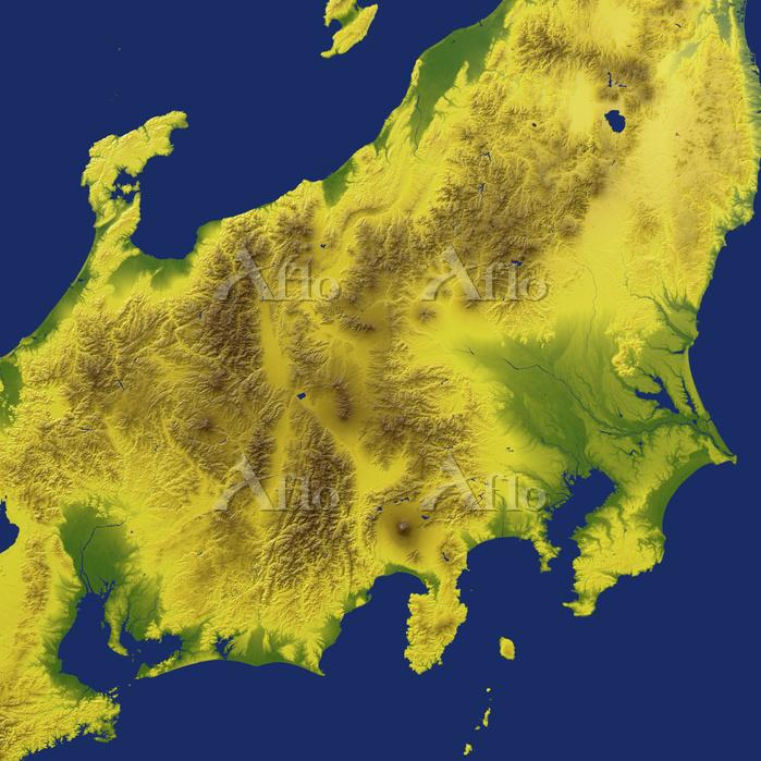 東海・関東・北陸地方