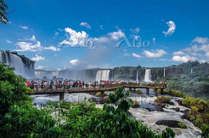 アルゼンチン イグアスの滝