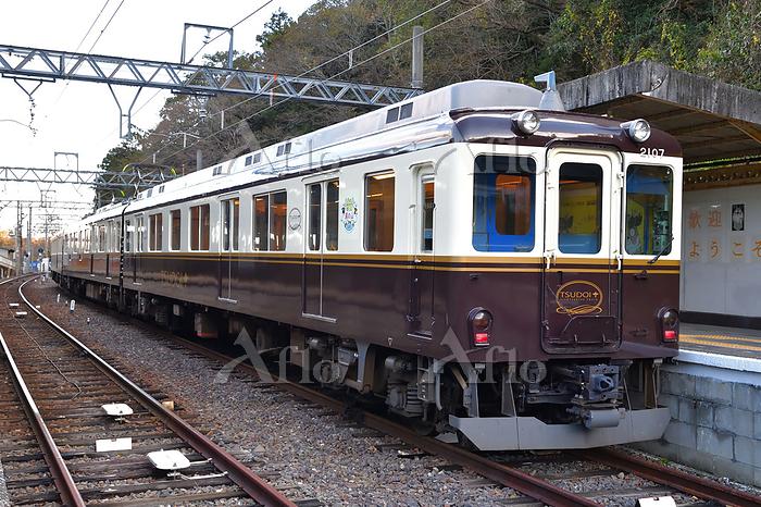 三重県 近畿日本鉄道 2013系観光列車つどい