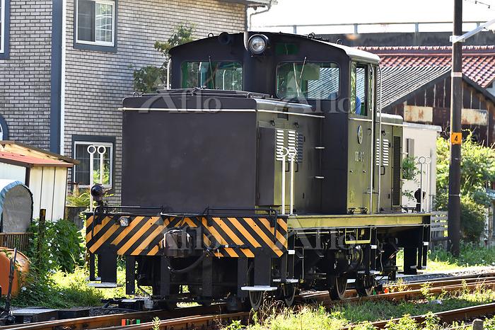 岐阜県 東海道本線 西濃鉄道のDD40