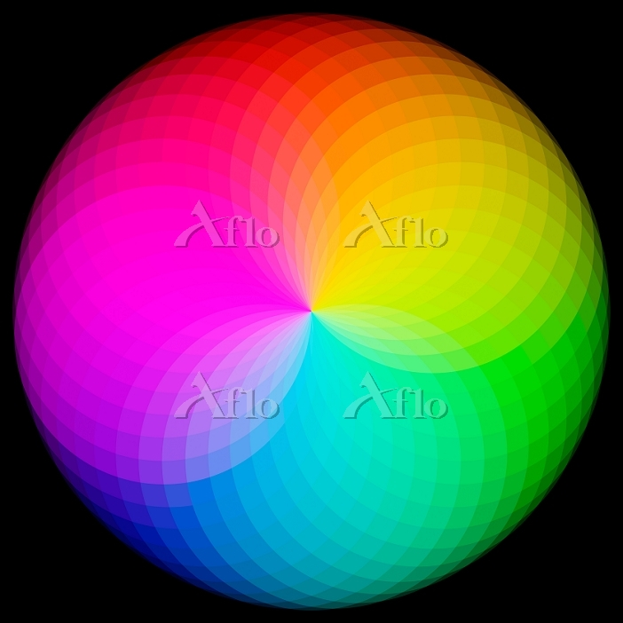 色彩のパターン