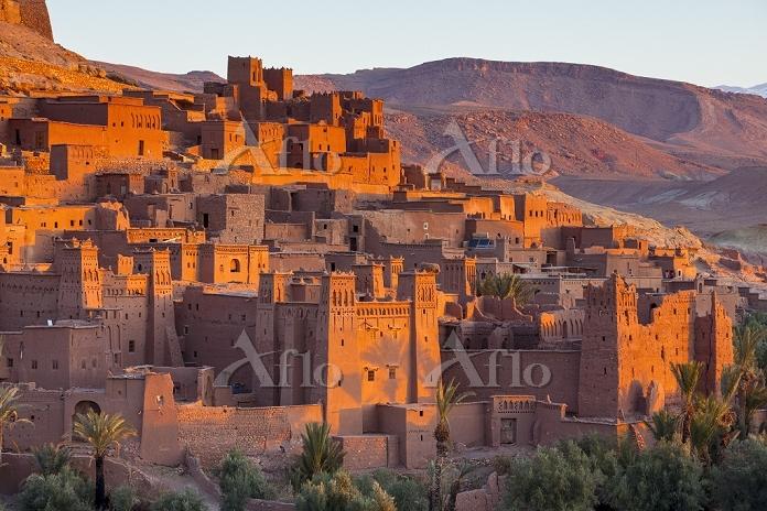 モロッコ アトラス山脈