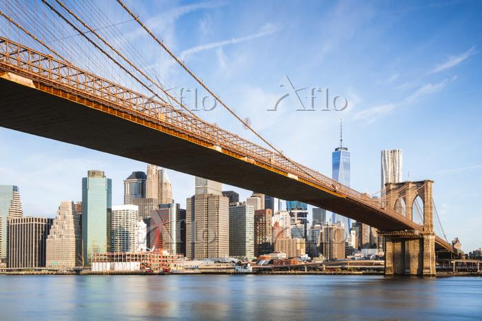 アメリカ合衆国 ブルックリン橋