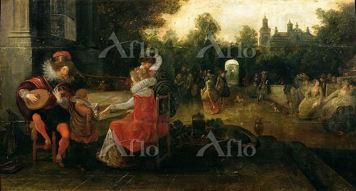 Artist:Hals, Dirck (1591-1656)・・・