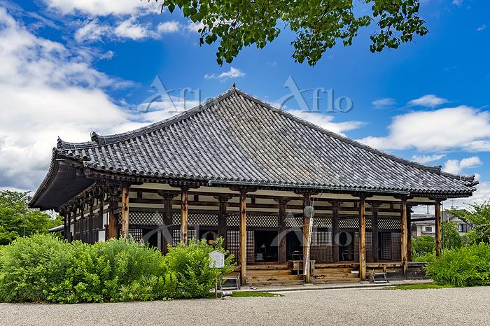 奈良県 元興寺極楽坊