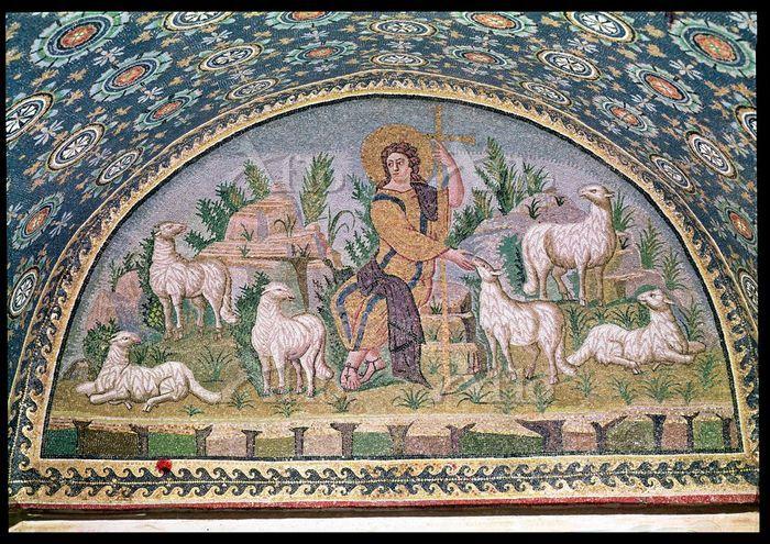 「善き羊飼いとしてのキリスト」