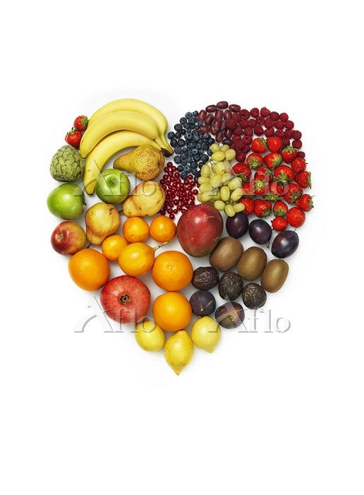 Variety of vegetables and frui・・・
