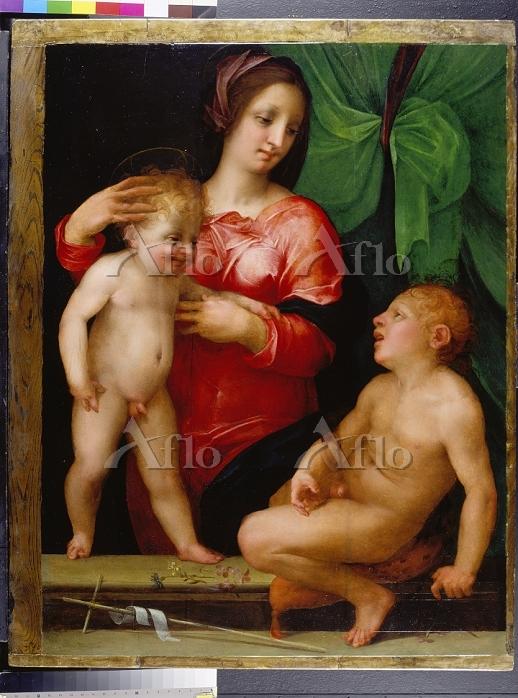Artist:  Rosso Fiorentino (Gio・・・