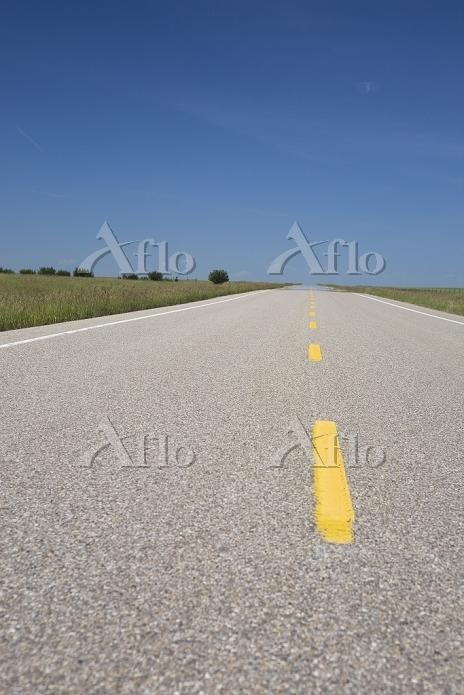 カナダ 道路