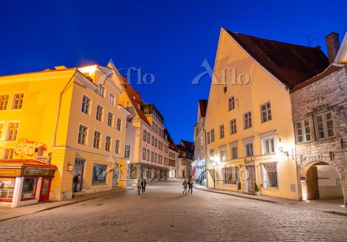 エストニア タリン旧市街