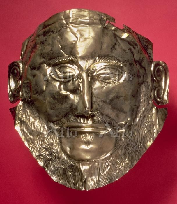 アガメムノンのマスク (レプリカ)
