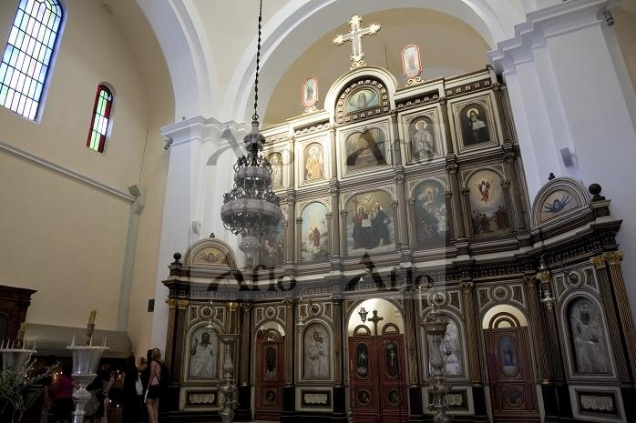 モンテネグロ コトル 聖ニコラ教会