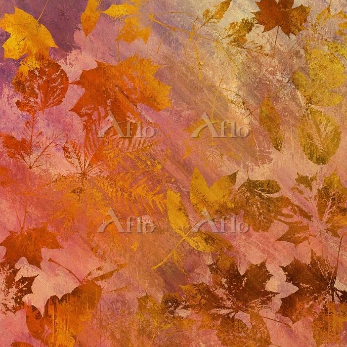 art autumn leaves background i・・・