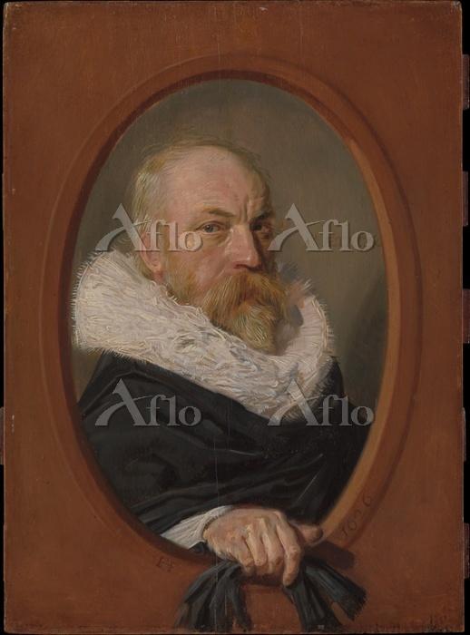 Hals, Frans 1582-1666.  Petrus・・・