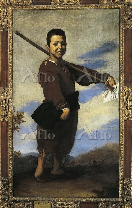 ホセ・デ・リベラ「エビ足の少年」