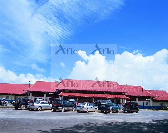 ミクロネシア・チューク州 チューク国際空港