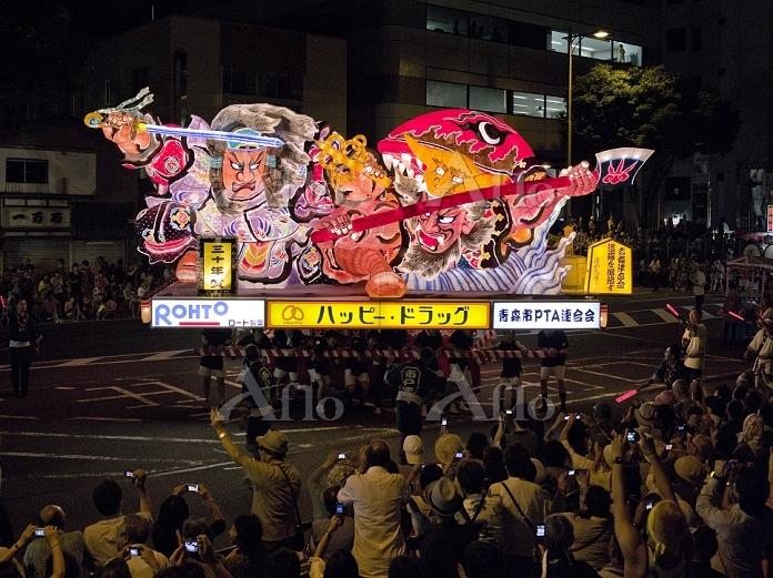青森県 ねぶた祭り