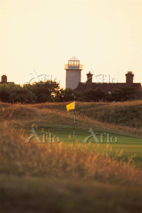 ロイヤルリバプールゴルフクラブ(ホイレーク) 14番(旧12・・・