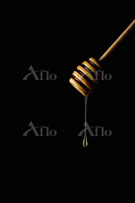 Drop of multi-flower honey