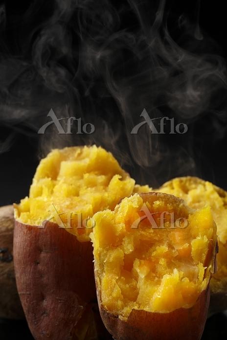 焼き芋 安納芋の焼き芋
