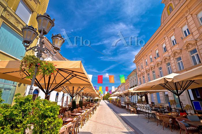 Restaurant central street of N・・・