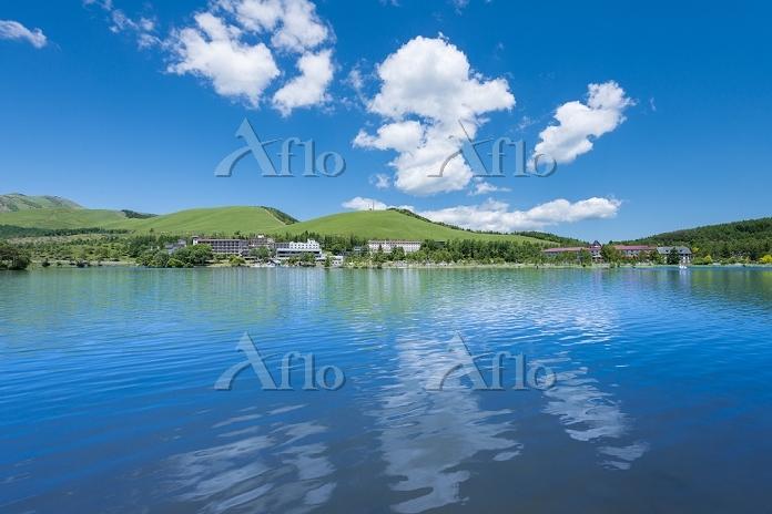 長野県 茅野市 白樺湖