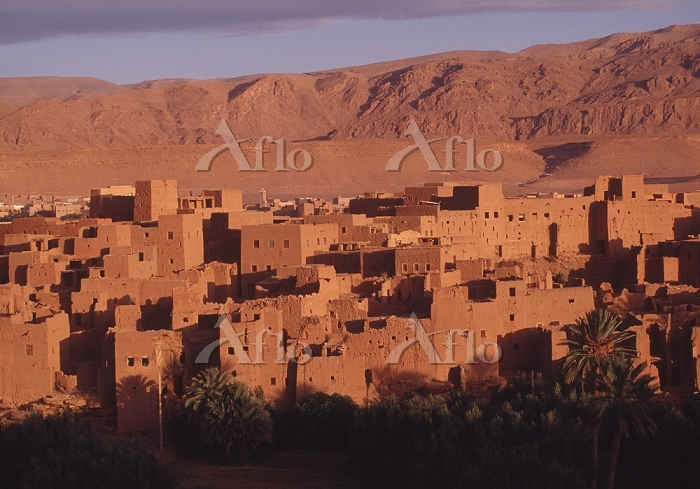 Tineghir, the oasis