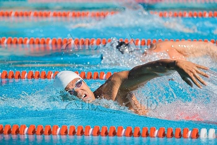 水泳 クロール