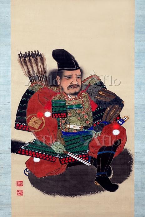 龍造寺隆信の肖像