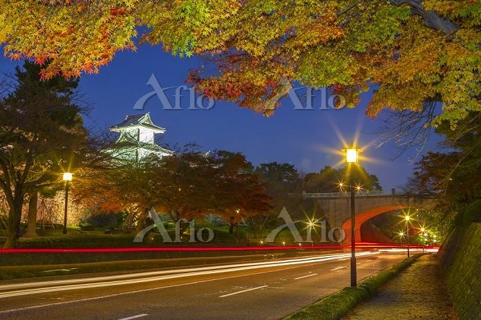 石川県 金沢城公園