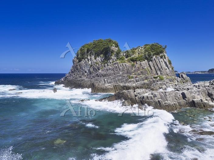 福井県 越前海岸鉾島