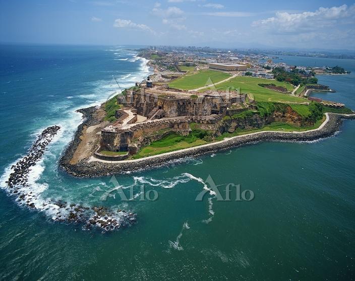 サン・フアン プエルトリコ モロ要塞