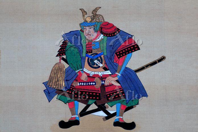 徳川家康の肖像