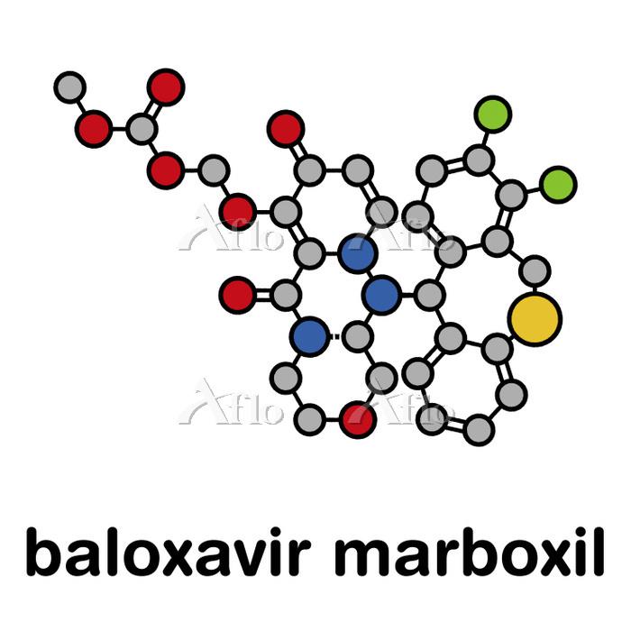 Baloxavir marboxil influenza d・・・